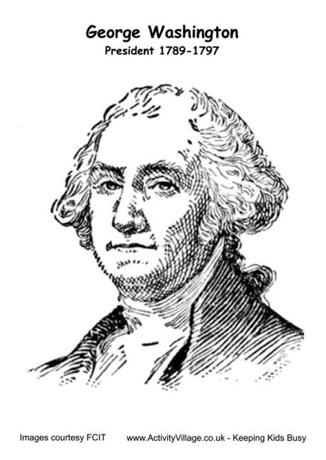 george washington coloring page crayola com fantastic george washington coloring page collection
