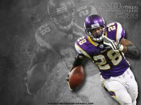 Adrian peterson news archive 2007 december