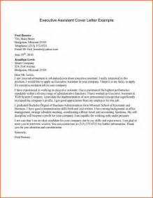 Assistant Cover Letter Exles by 13 Administrative Assistant Cover Letter Budget Template Letter