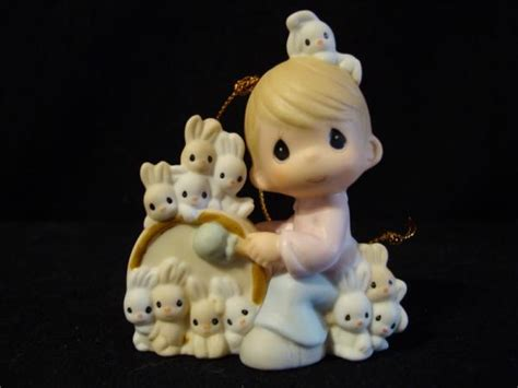 t precious moments christmas ornaments set of 12 ebay
