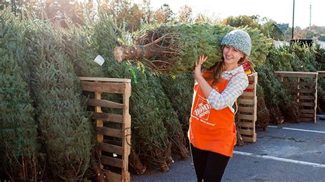 home depot teams with uber to deliver christmas trees adweek