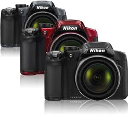 Kamera Nikon P510 nikon coolpix p510 digitalkamera 3 zoll display schwarz