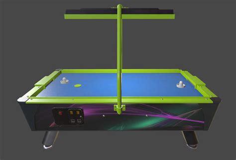 6 air hockey table 3d model air hockey table vr ar low poly fbx