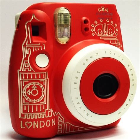 fujifilm instax holiday ornament red the gallery for gt instax mini 8 clear