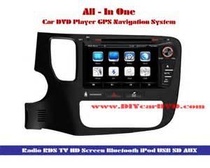 Mitsubishi Outlander Navigation System Cheap Mitsubishi Outlander 2014 2015 Car Radio Tv Dvd