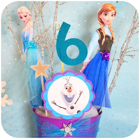 printable frozen characters disney frozen birthday party characters by kraftsbykaleigh
