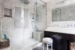 Bathrooms With Subway Tile Ideas Lonny S Favorite Bath Trends Of 2014 Kitchens Amp Baths