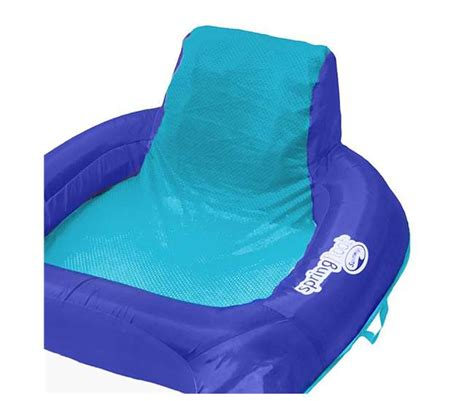 swimways spring float recliner swimways spring float recliner xl chair 3 pack 13328 x
