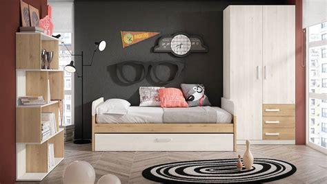 camas nido infantiles merkamueble los 5 mejores dormitorios juveniles con cama nido en