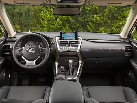 lexus suv 2016 interior 2016 lexus nx 200t price photos reviews features