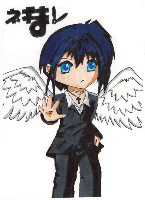 anime chibi chibi anime boy