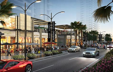 arsenal yards stores damac to build rodeo drive style strip for dubai buro 24 7