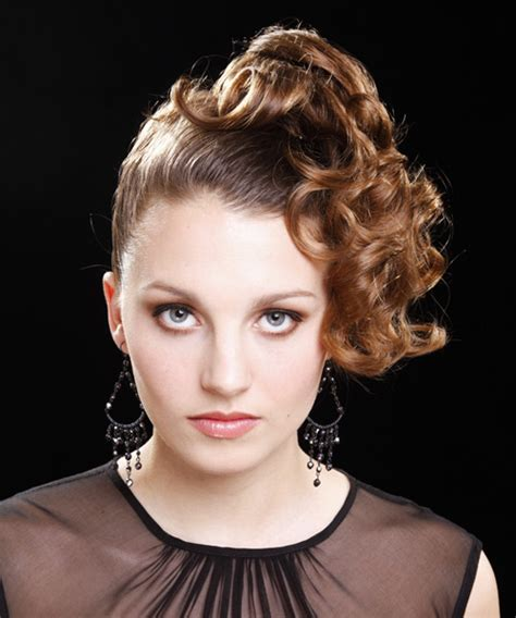 diamond face curly hairstyles hairstyles for your diamond face shape short medium and long