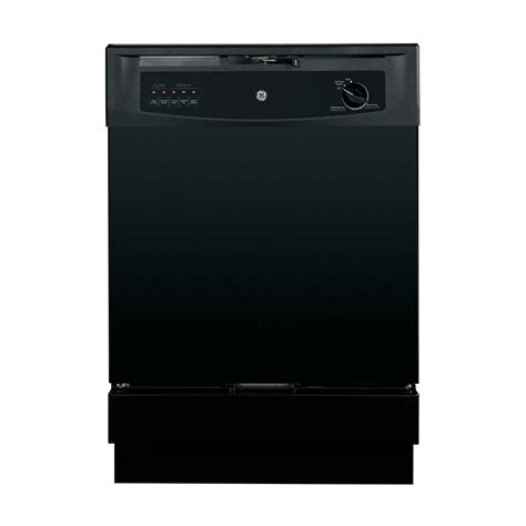 whirlpool front dishwasher in monochromatic