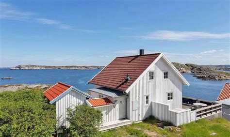 Cottages In Sweden by Small Coastal Cottage In Sweden