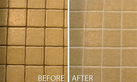 Grout Cleaning Before And After Before And After Photos Exles Of Our Work Past Work