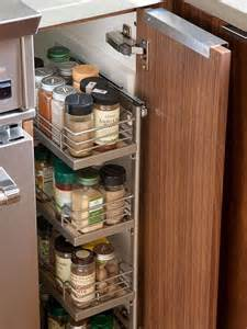 Kitchen Spice Racks For Cabinets by 25 Best Ideas About Kitchen Cabinet Storage On Pinterest