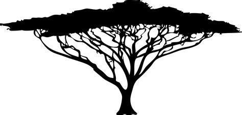 african tree clip art clipartfest theater lion king