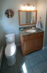 seekonk ma half bath remodel traditional bathroom