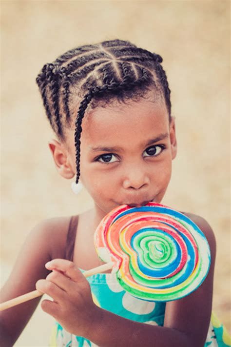 balesold hairstyle on kids cute afro hairstyles for black girls