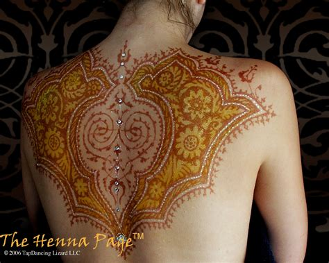 gold henna tattoo mehndi mehndi design