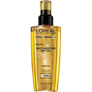 Vitamin Rambut Lorealhair Repair Serum hair hair treatment l or 233 al