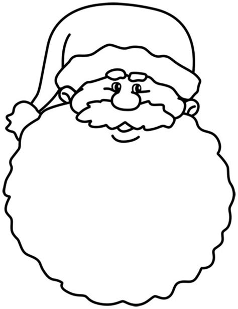 imagenes navideñas para colorear de papa noel im 225 genes para colorear de papa noel para navidad