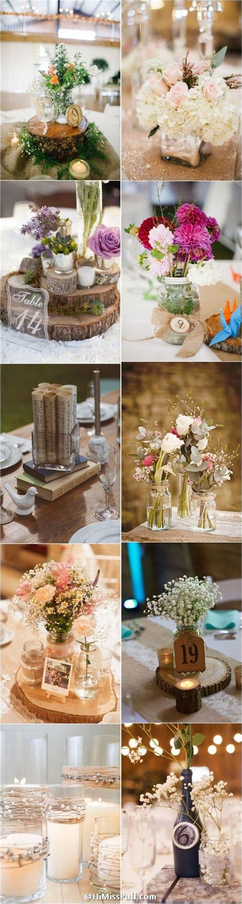 country style centerpieces for weddings 1000 ideas about country wedding centerpieces on