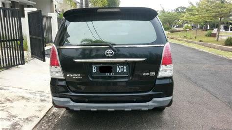 Jual Toyota Innova Jual Innova G 2 0 Thn 2011 Manual Bensin Mobilbekas