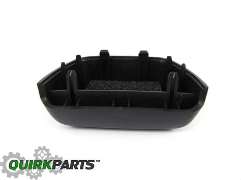 Jeep Seat Belt Cover 07 10 Jeep Wrangler Rear Seat Belt Turning Loop Cover R H