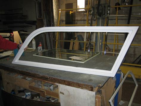 Sailboat Windows Designs Bertram 31 Lookout Boat Windows