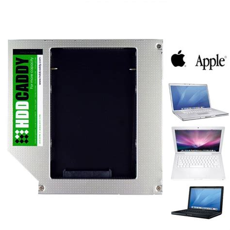 Macbook Pro Second 13 Inch hdd caddy for macbook 13 inch macbook pro 15 17 inch non unibody hddcaddy eu hdd caddy for