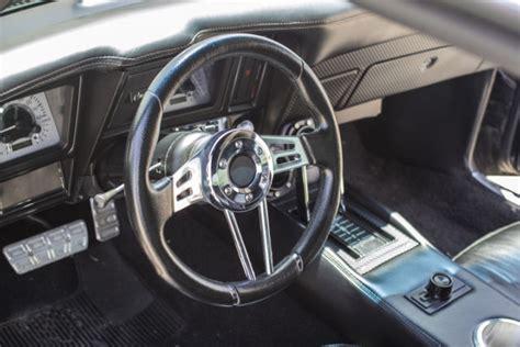 Car Interior Description by 1969 Camaro Rs Ss Restomod Two Tone Black Custom Interior