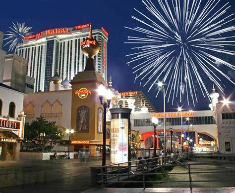 Atlantic City Calendar New Year S In Atlantic City