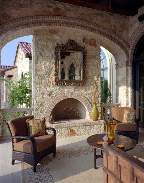 Tuscan Style Backyard Ideas Patio Tuscan Style Cabana Design Pictures Remodel Decor And Ideas Page 21 Tuscan Decor