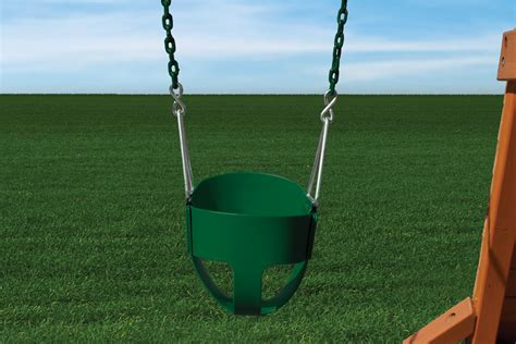 swinging bucket full toddler bucket swings and accessories