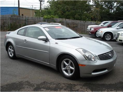 g35 coupe for sale infiniti g35 coupe g35 coupe 2003 used for sale