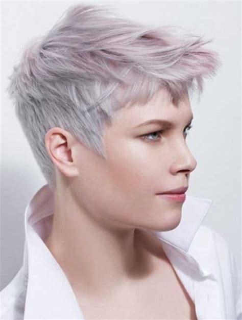 hairstyles for turning grey 45 natural grey hairstyles for women of every age