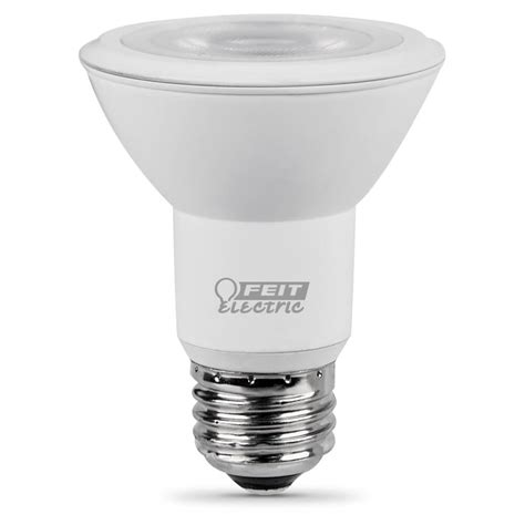 Led Par20 Light Bulbs 450 Lumen 2700k Dimmable Led Par20 Feit Electric
