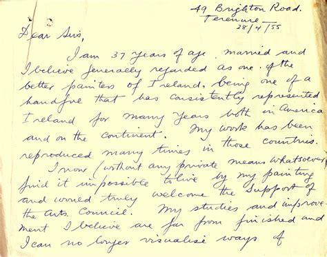 Formal Letter Format Handwritten Handwritten Letters Dr