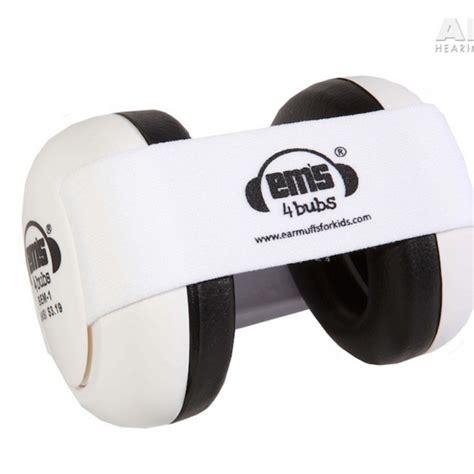 Ems 4 Bubs Earmuff Baby Ear kinder gehoorbeschermers milledoni spot on gifts