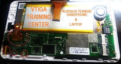 trik mengganti lcd tablet advan e1c pro v tiga and repair center