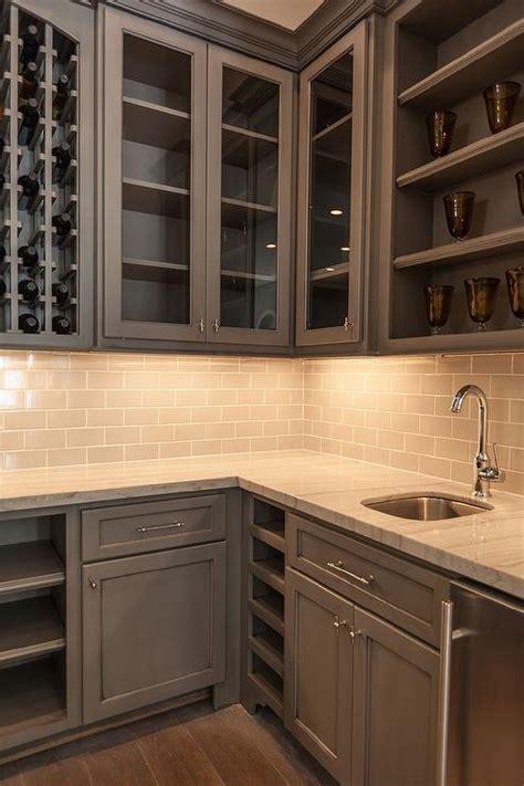 wet bar sink  stainless steel mini fridge