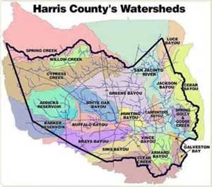 houston map of flooding