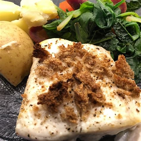 baked halibut recipe huffpost