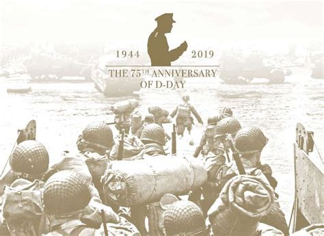 75th Anniversary of D Day Cruise   The National WWII