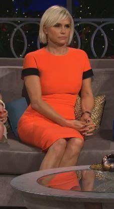 yolanda foster icon of black yolanda foster s orange black season 4 reunion dress