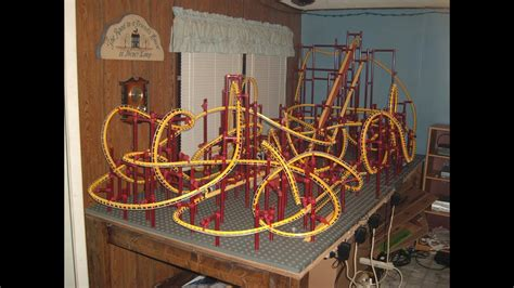 model rollercoaster  motion youtube