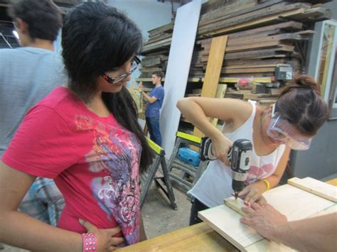 learn woodworking skills moma moma in the free classes for nyc