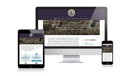 breeders websites new ram breeder website launched media releases b lnz genetics